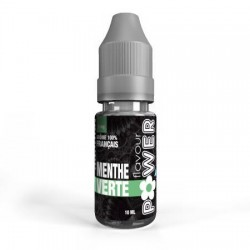 Menthe Verte 80/20 Flavour Power 10 ml
