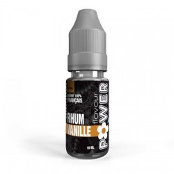 Rhum-Vanille 80/20 Flavour Power 10ml