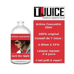 Concentré Jack the Ripple T-JUICE 30ml