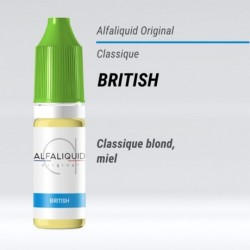 British Alfaliquid 10 ml