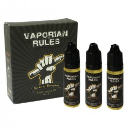 NAKED 13 Vaporian Rules