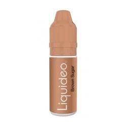Brown Sugar E-liquide Liquideo - 10 ml