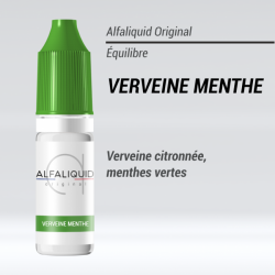 VERVEINE MENTHE Alfaliquid 10ml