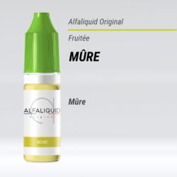 eLiquide Mûre Alfaliquid - 10 ml