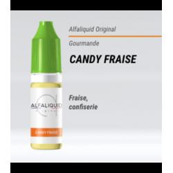 eLiquide Candy Fraise Alfaliquid - 10 ml