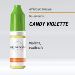 eLiquide Candy Violette Alfaliquid - 10 ml