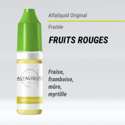 eLiquide Fruits rouges Alfaliquid - 10 ml