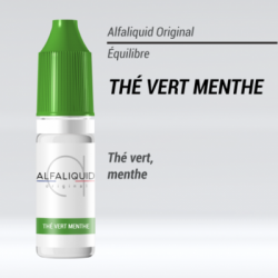 THE VERT MENTHE Alfaliquid 10ml