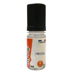 AMERICA E-liquide Myvap