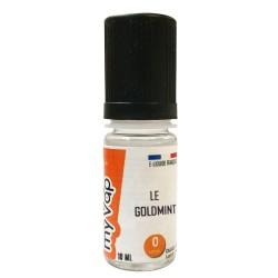 GOLDMINT E-liquide Myvap