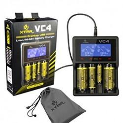 Chargeur digital VC4 XTAR