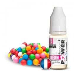 5 x Bubble Gum Flavour Power - 10 ml