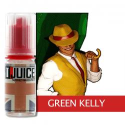 GREEN KELLY E-liquide T-JUICE 10 ml