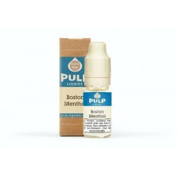 BOSTON MENTHOL Pulp 10 ml