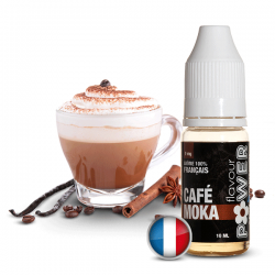 CAFE MOKA 80/20 Flavour Power 10 ml