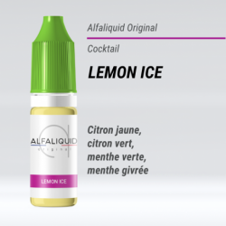Lemon Ice Alfaliquid 10 Ml
