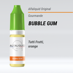 Bubble Gum Alfaliquid 10 Ml 16 Mg