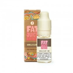 Vanilla Slurp Pulp Fat Juice 10Ml