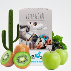 VOYAGEUR - Bordo2 2x10ML
