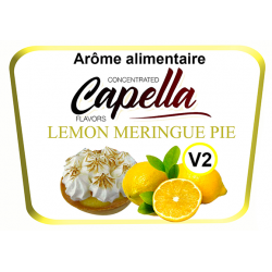 Concentré Lemon Meringue Pie Capella 10Ml