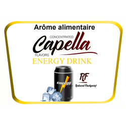 Concentré RF ENERGY DRINK Capella 10Ml