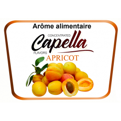 Concentré Apricot Capella 10Ml