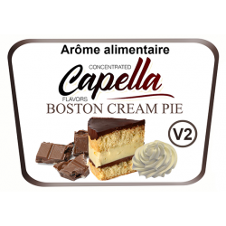 Concentré Boston Cream Pie Capella 10Ml