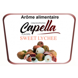 Concentré Sweet Lytchee Capella 10Ml