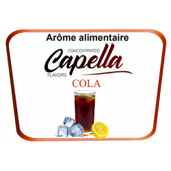 Concentré Cola Capella 10Ml