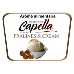Concentré Praline & Cream Capella 10Ml
