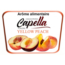 Concentré Yellow Peach Capella 10Ml