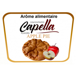 Concentré Apple Pie Capella 10Ml