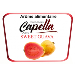 Concentré Sweet Guava Capella 10Ml