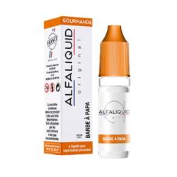 Barbe à papa Alfaliquid 10 Ml