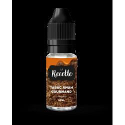Concentré Classique rhum Gourmand - Savouréa 10 ml
