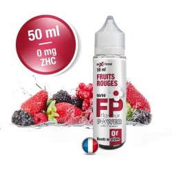 Fruits Rouges - Flavour Power Zhc 50Ml 0Mg
