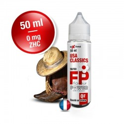 USA classic - Flavour Power Zhc 50Ml 0Mg