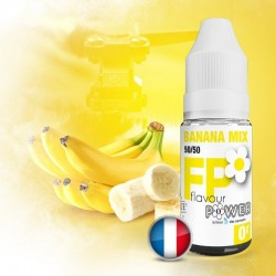 Banana Mix 50/50 Flavour Power 10 ml