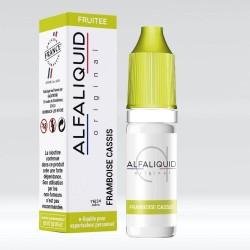 Framboise Cassis Alfaliquid 10 ml