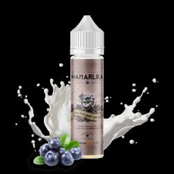 Blueberry Milk Maharlika Zhc 50Ml 0Mg