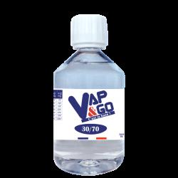 Base 30/70 VAP&GO DIY 500 ml