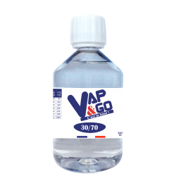 Base 30/70 VAP&GO DIY 500 ml