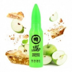 Smashed Apple Pie Riot Squad Zhc 50Ml 0Mg