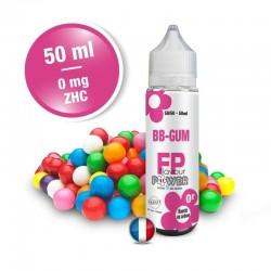 Bubble Gum - Flavour Power Zhc 50Ml 0Mg