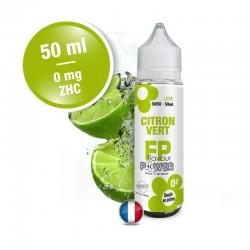 Citron Vert - Flavour Power Zhc 50Ml 0Mg