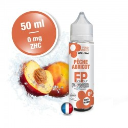 Pêche abricot - Flavour Power Zhc 50Ml 0Mg