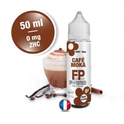 Café Moka - Flavour Power Zhc 50Ml 0Mg