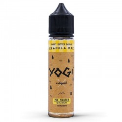 Peanut Butter & Banana Granola Bar Yogi 50Ml 0Mg