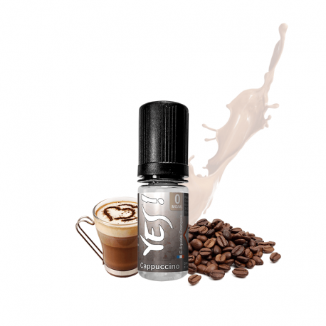 Cappuccino Yes Store 10Ml