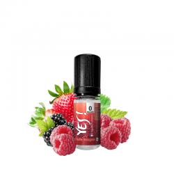 Fruits Rouges YES 10ML 0MG